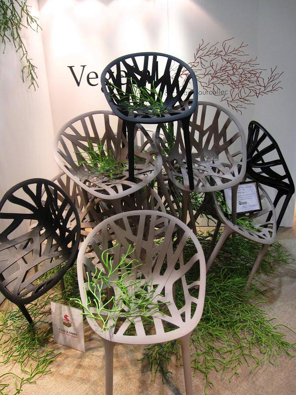 Vegetal Chair by Ronan & Erwan Bouroullac