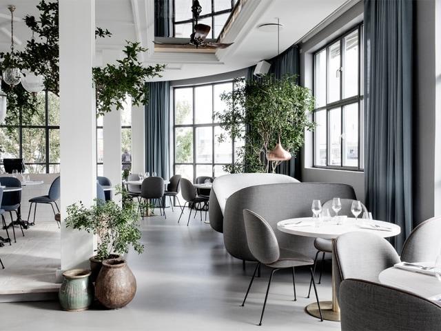 The Standard restaurant in Copenhagen - via Coco Lapine Design