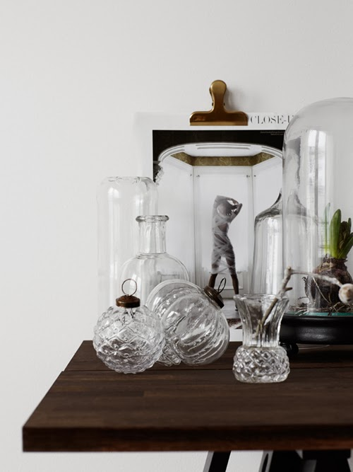 Glass Christmas - via Coco Lapine Design