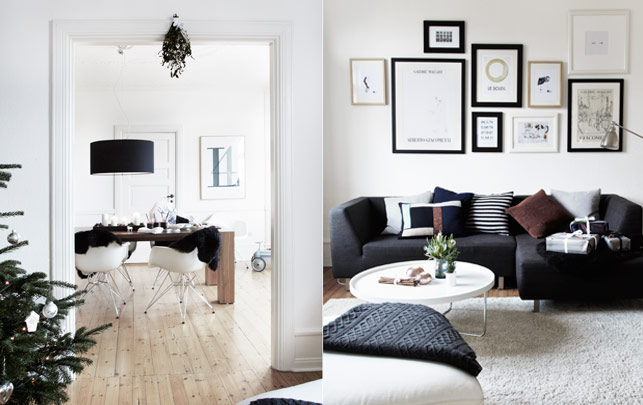 Christmas vibe and cookie smell - via Coco Lapine Design