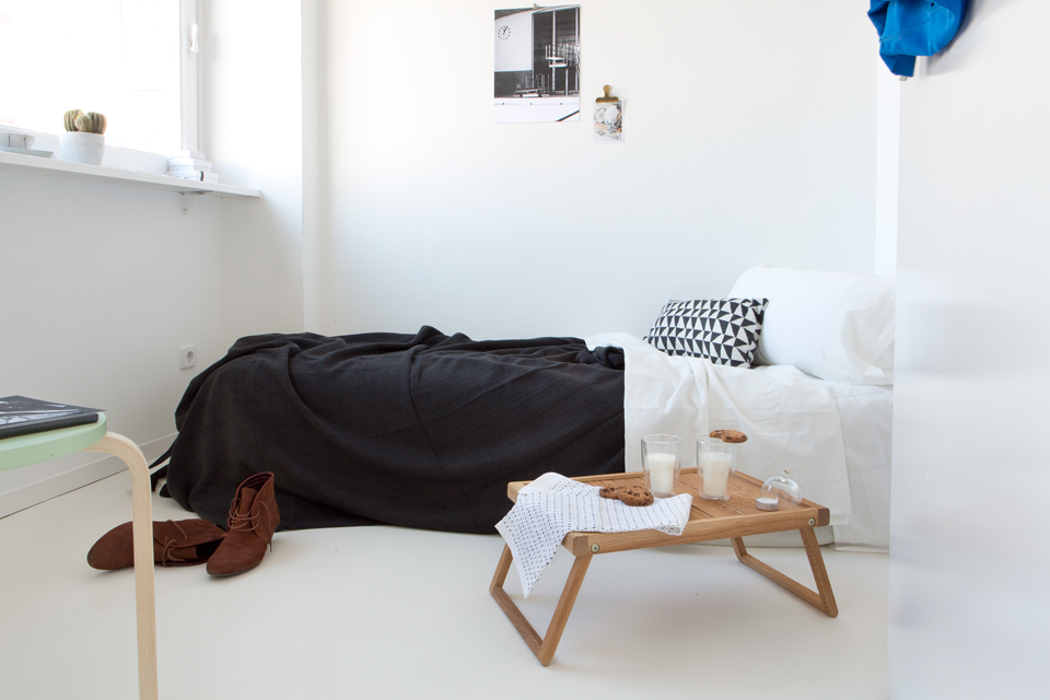 Small space living in Berlin - Coco Lapine Design
