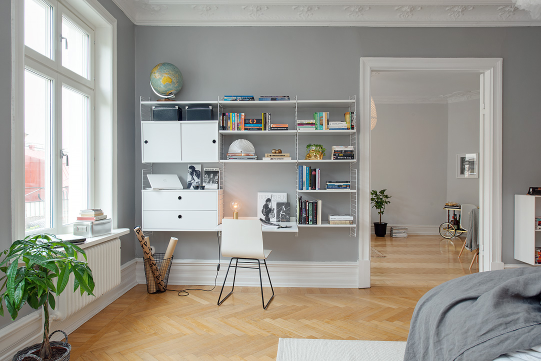 grey bedroom walls are just perfect coco lapine