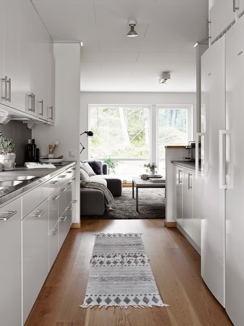 Home in the forest: get the look yourself - via cocolapinedesign.com