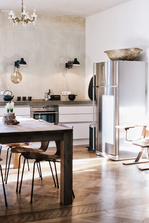 Photographers home in Kempten - via cocolapinedesign.com