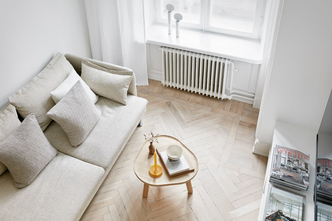 Small space living done right - via cocolapinedesign.com