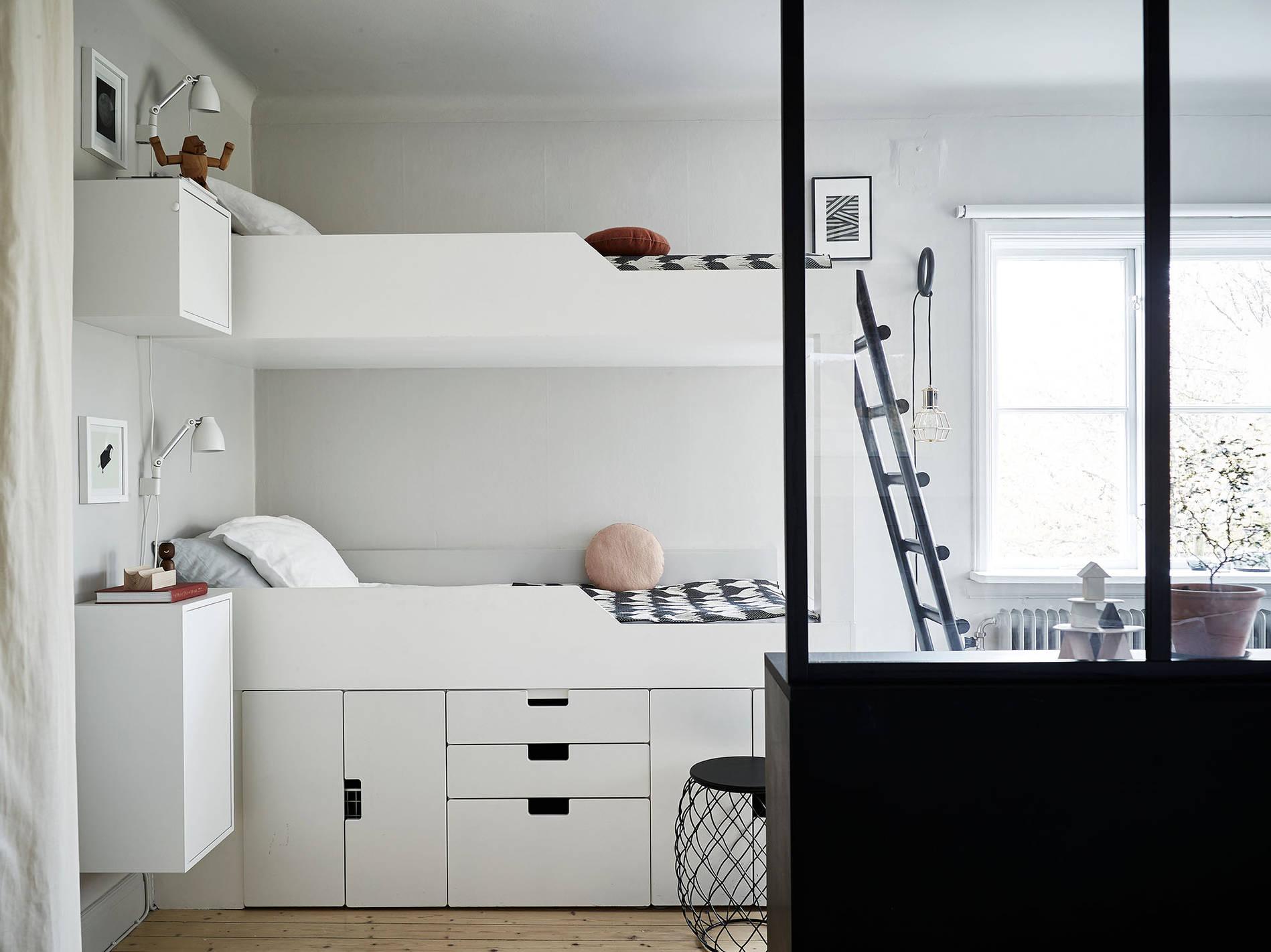 Babykamer neutraal voor jongen of meisje hip huisje