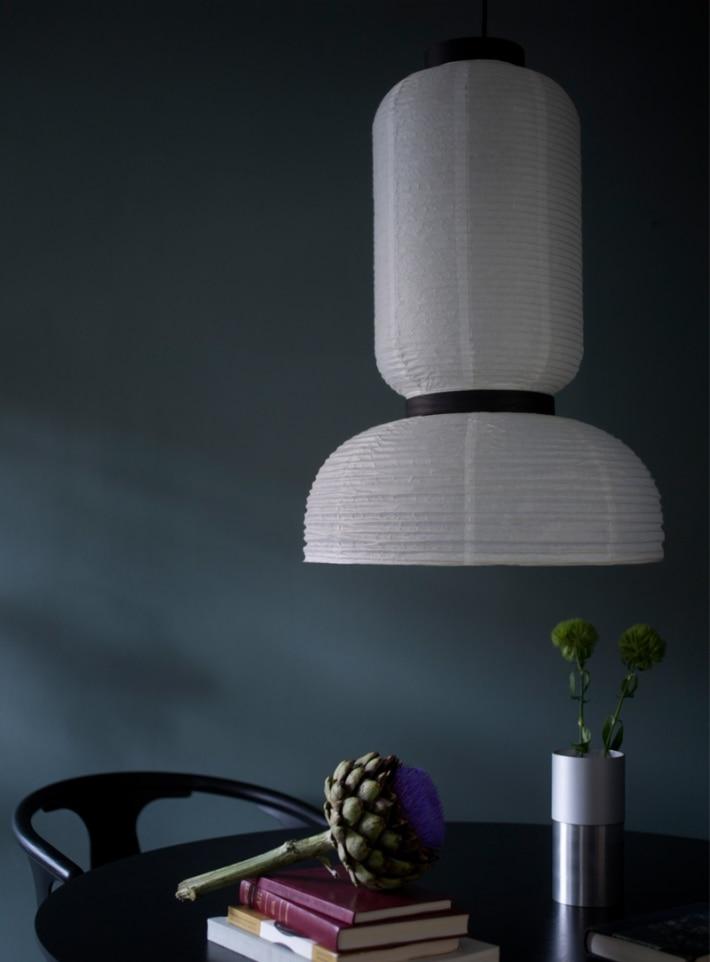 Formakami lamp - via cocolapinedesign.com