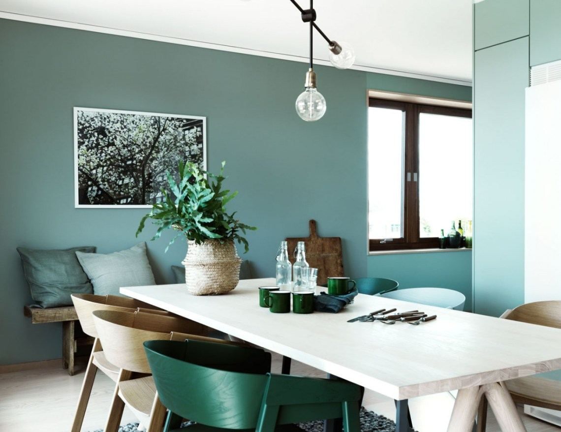 All green home coco lapine designcoco lapine design for Decoration mur interieur