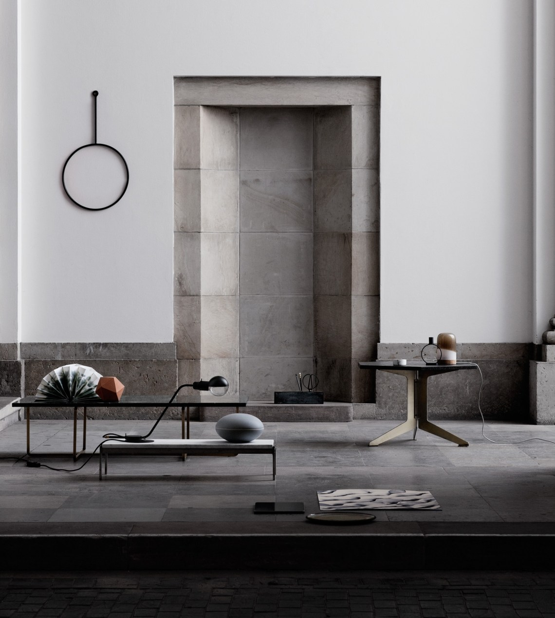 Styling mix with old and new - via cocolapinedesign.com