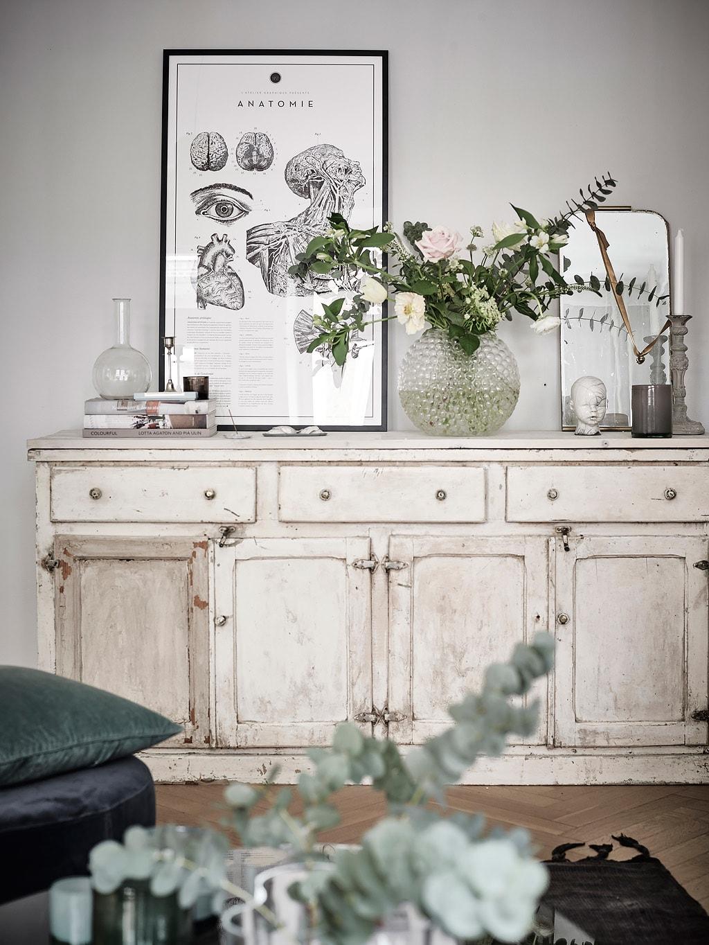 Johanna Bradford's home - via cocolapinedesign.com