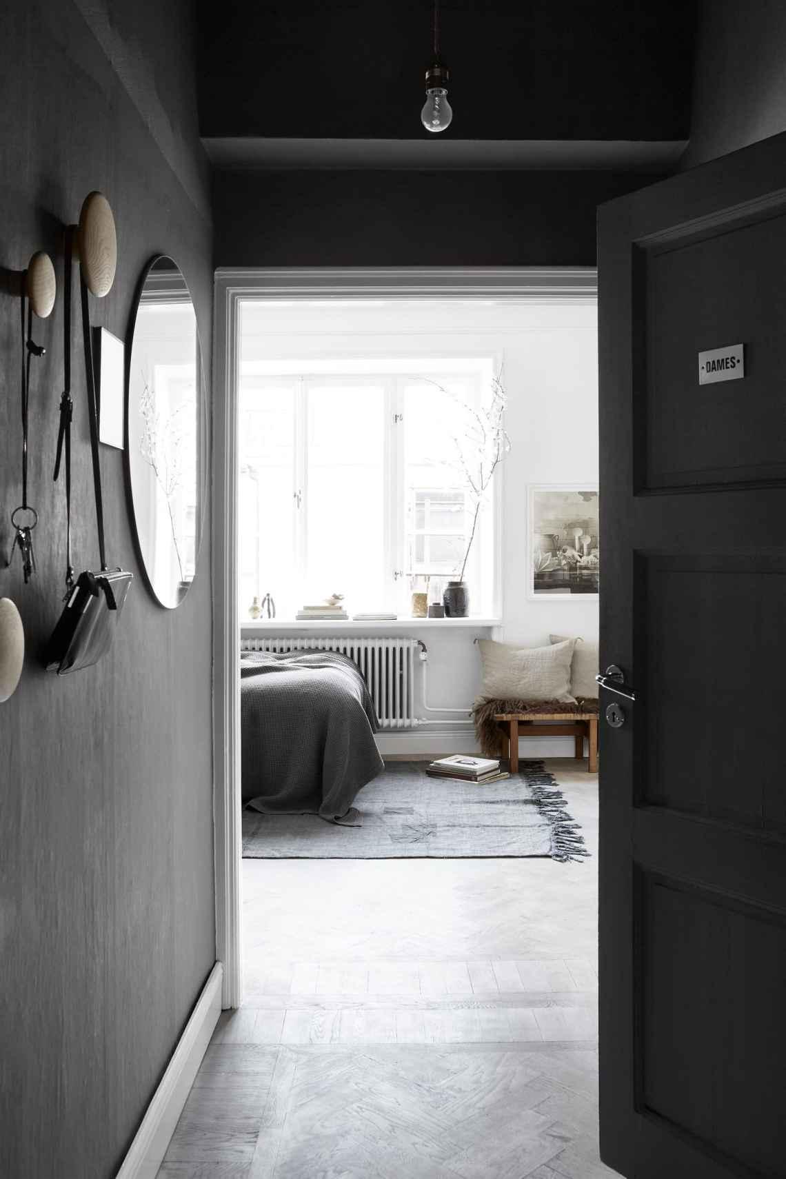 A stylists home - via cocolapinedesign.com