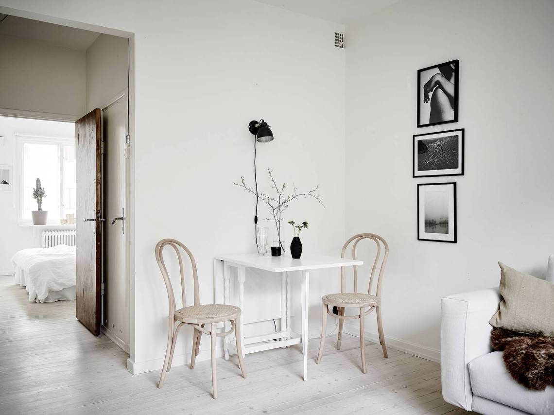Dinner for two - via Coco Lapine Design