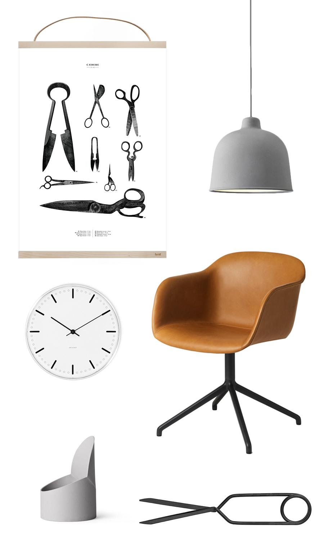 Workspace inspiration - via Coco Lapine Design