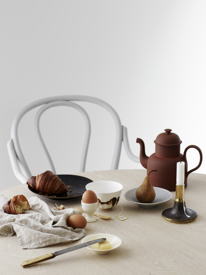 Breakfast time - via Coco Lapine Design
