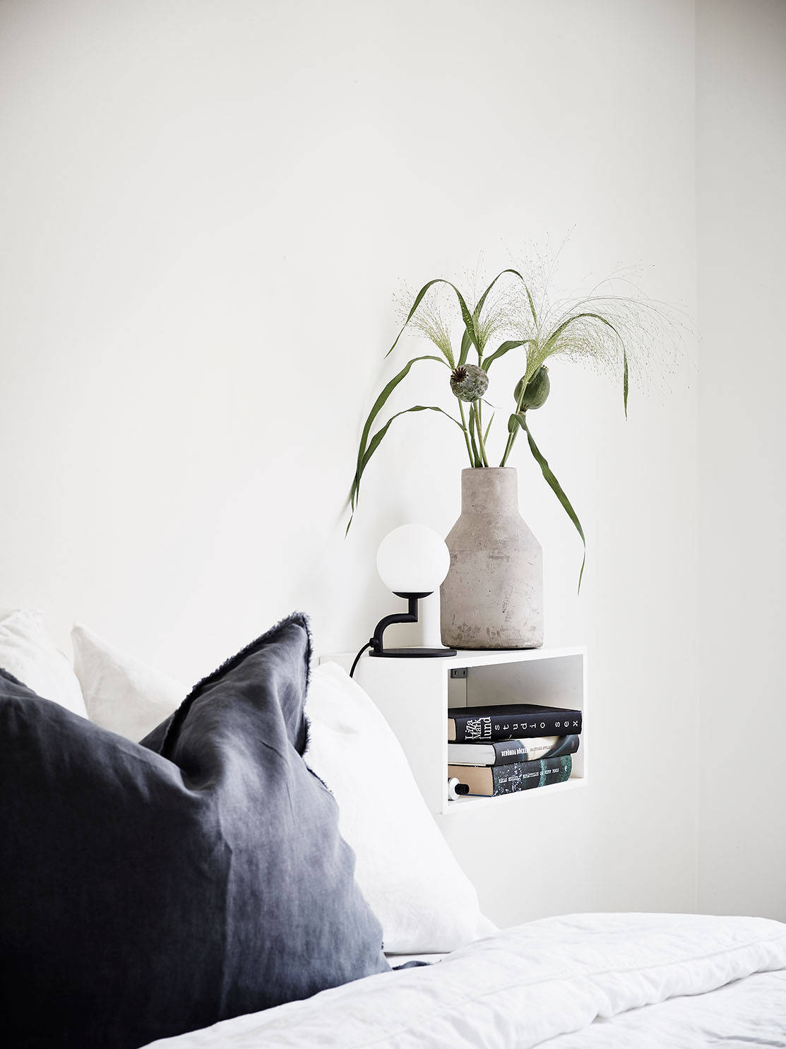 Cozy and fresh home - via Coco Lapine Design