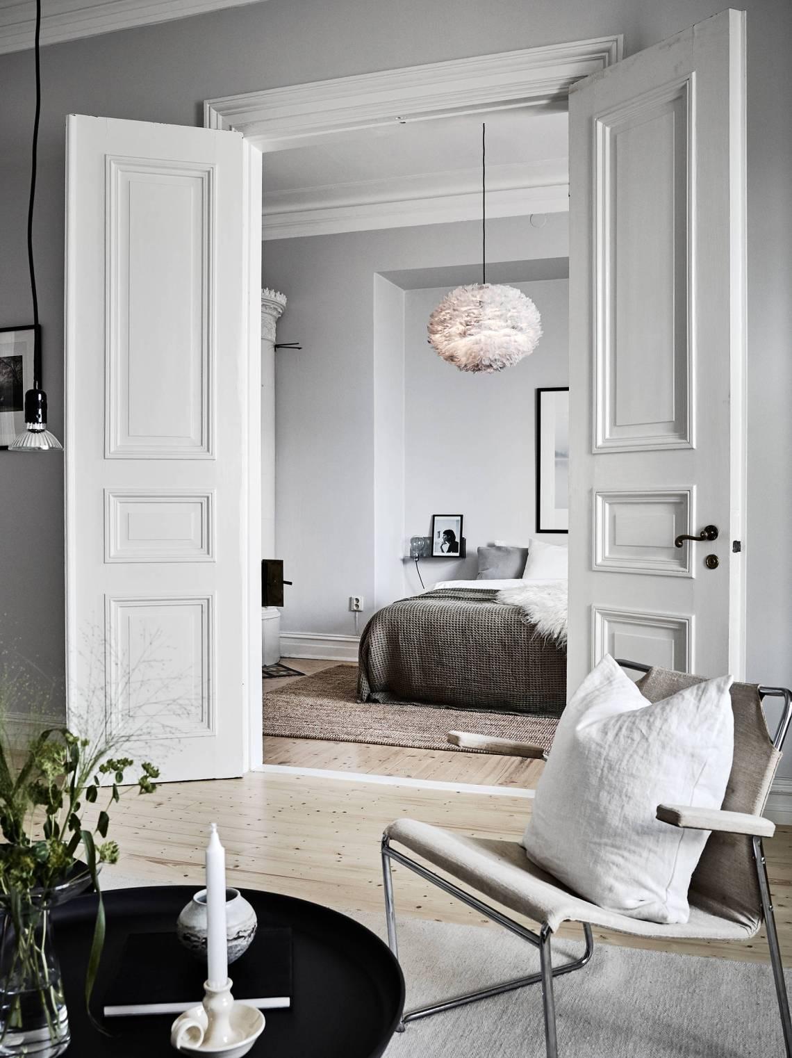 Open plan apartment coco lapine designcoco lapine design for Altbauwohnung design
