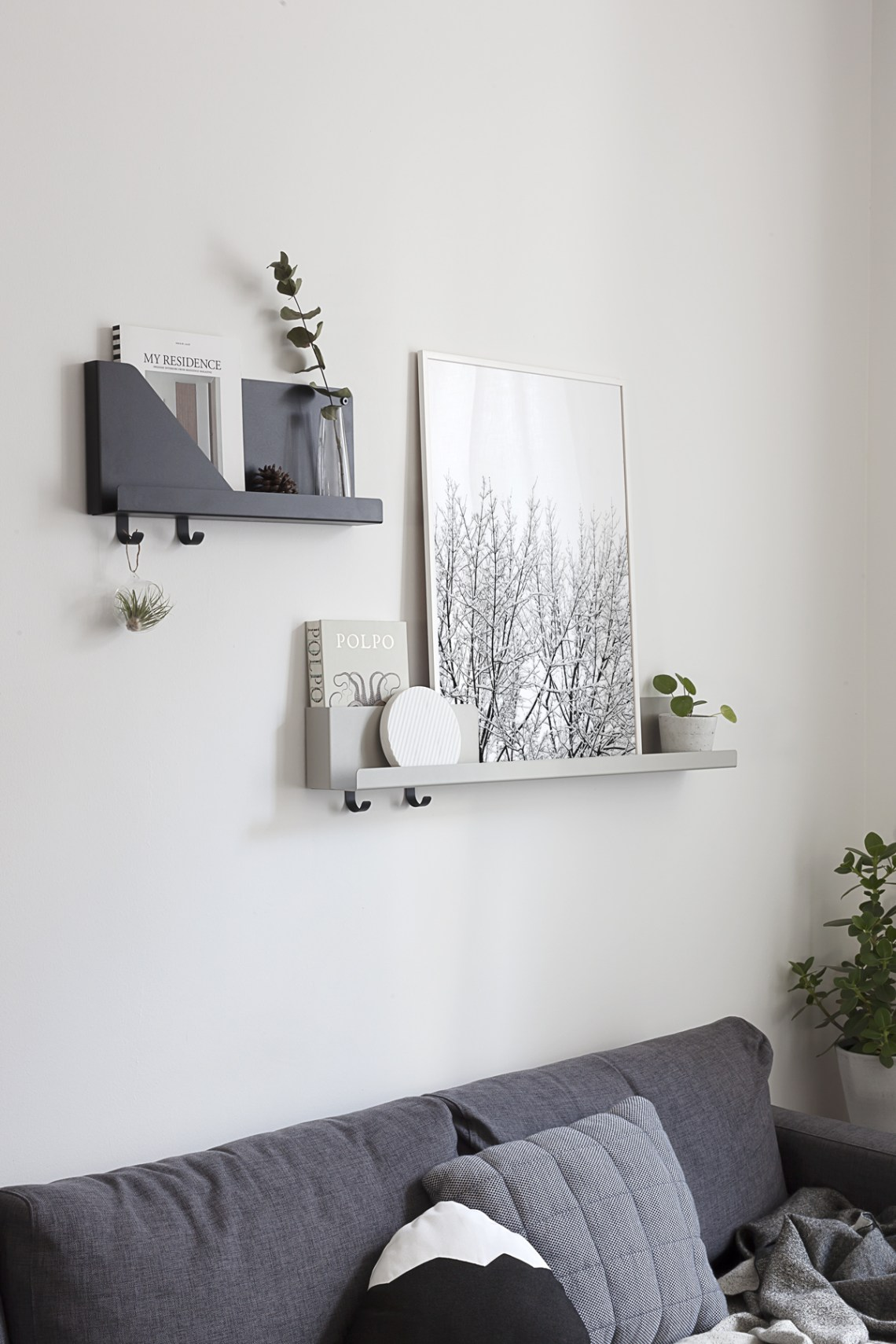 Muuto Folded shelves - via Coco Lapine Design