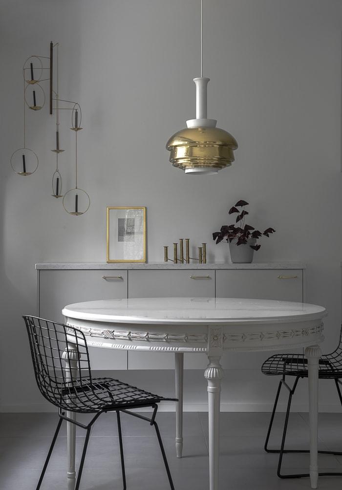 Kitchen by Minna Jones - via Coco Lapine Design