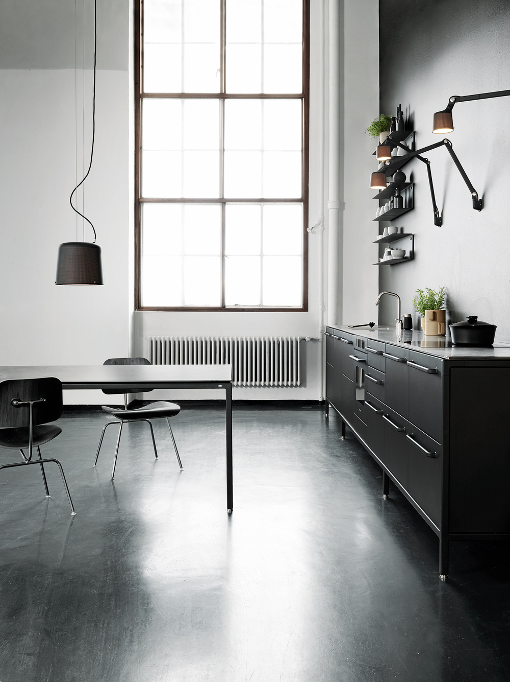 Vipp table - via Coco Lapine Design