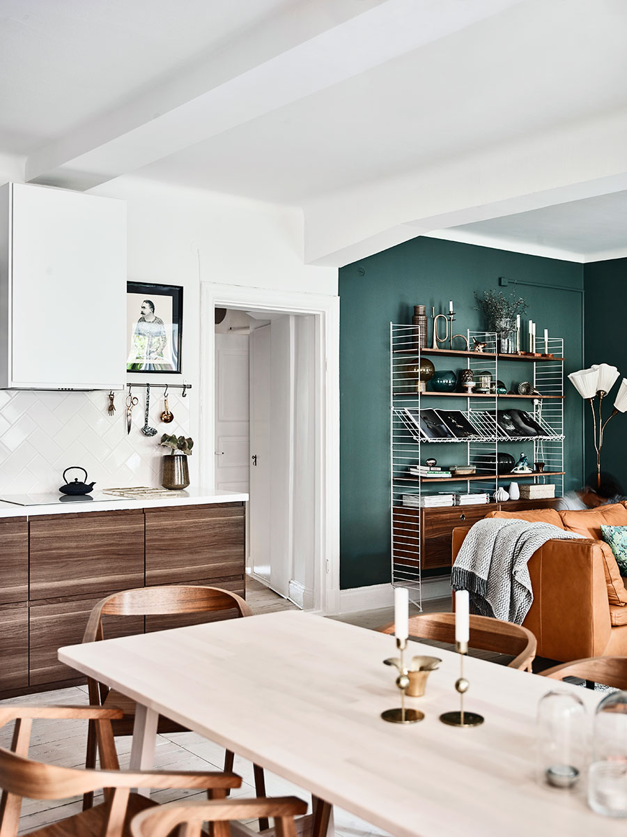 A home in green - COCO LAPINE DESIGNCOCO LAPINE DESIGN