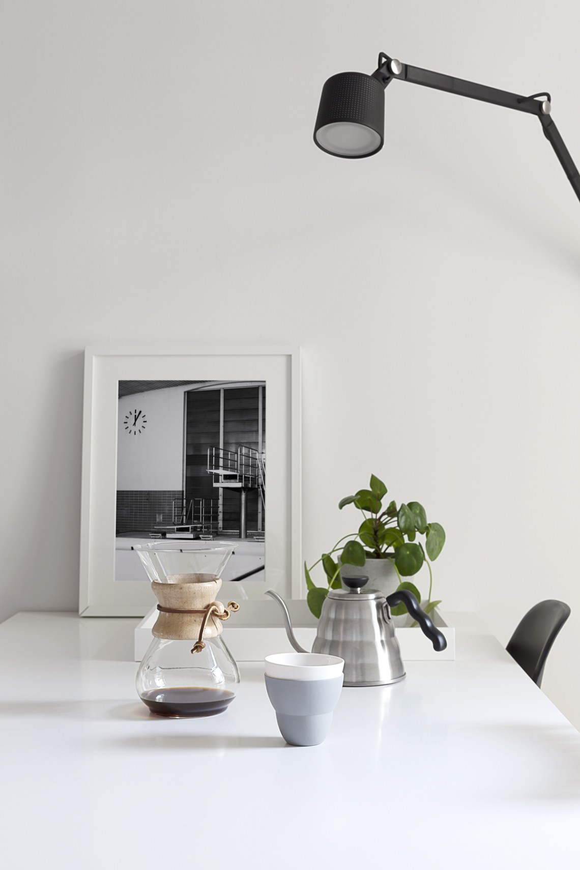 Spring light in our kitchen - Coco Lapine Design