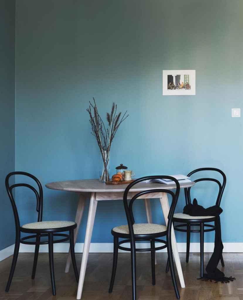 Wall color love - via Coco Lapine Design