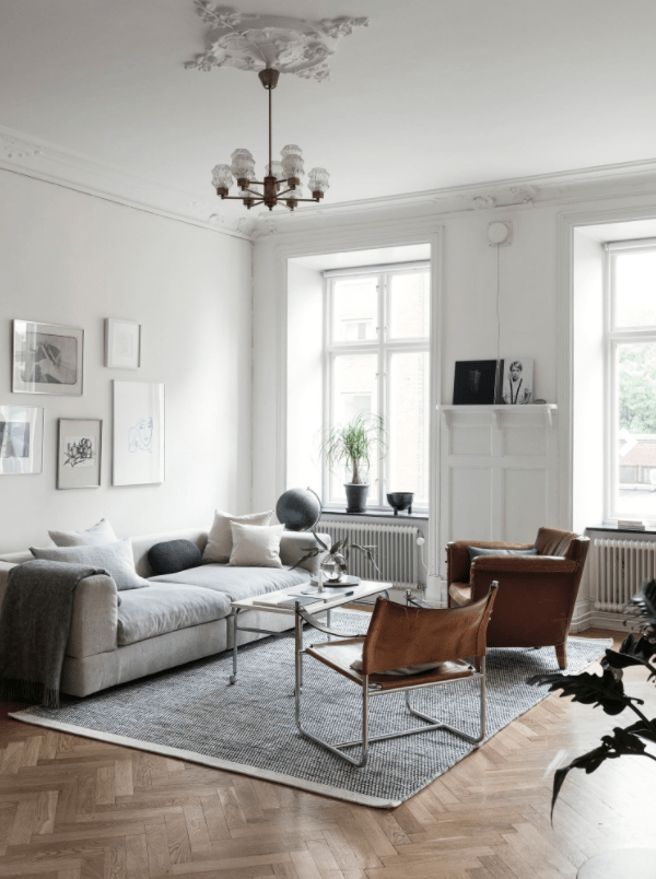 fresh and cozy home via coco lapine design blog. beautiful ideas. Home Design Ideas