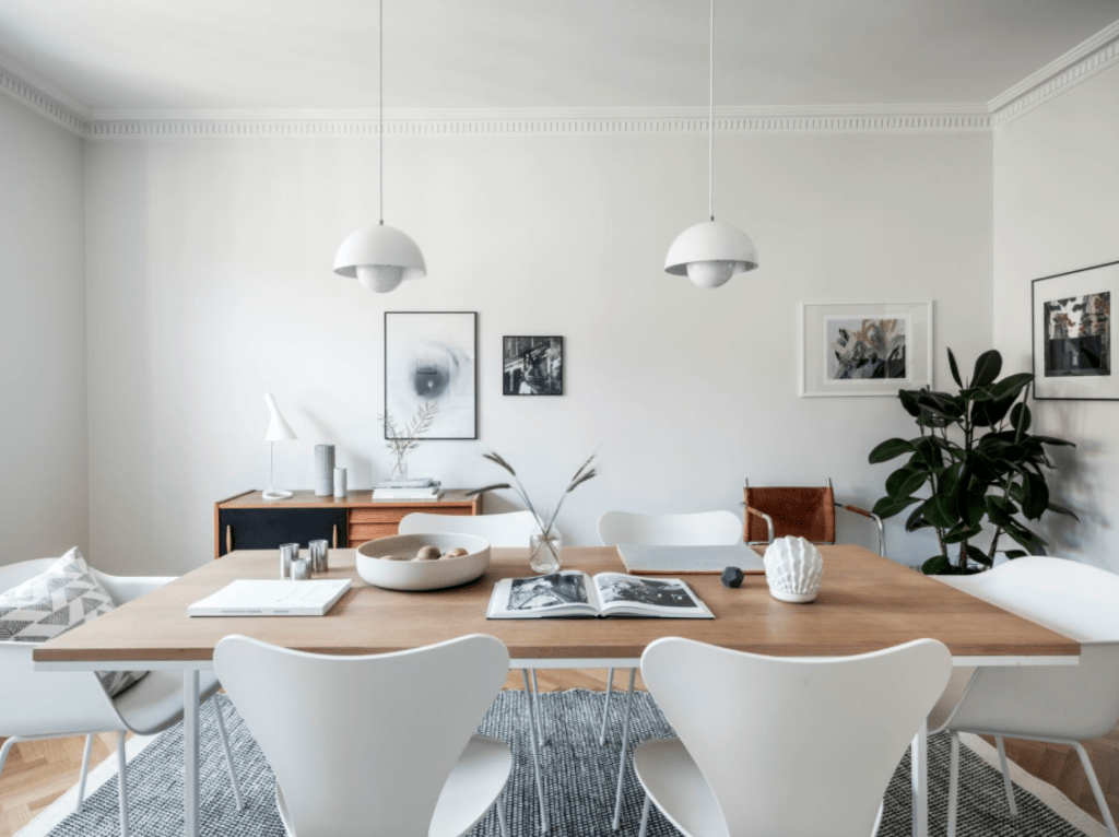 Light and cozy home - via Coco Lapine Design blog