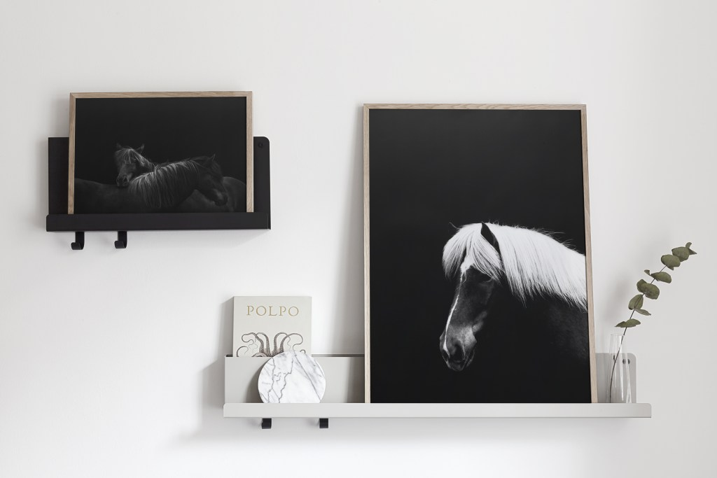 New prints in the shop: Hestur and Hestar - via Coco Lapine Design blog