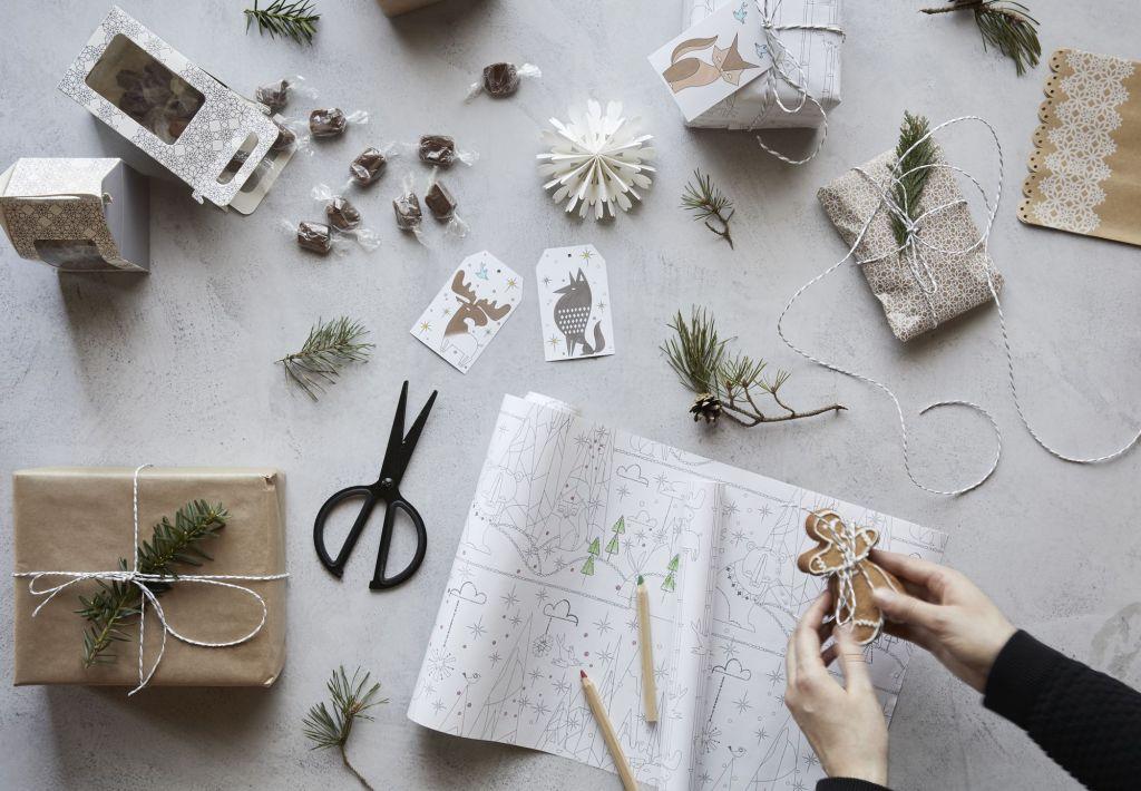 IK9-Ikea Christmas settings - via Coco Lapine Design blog