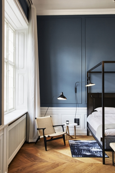 after the success story of the nobis hotel in stockholm there is a new nobis copenhagen now as well and it looks absolutely amazing
