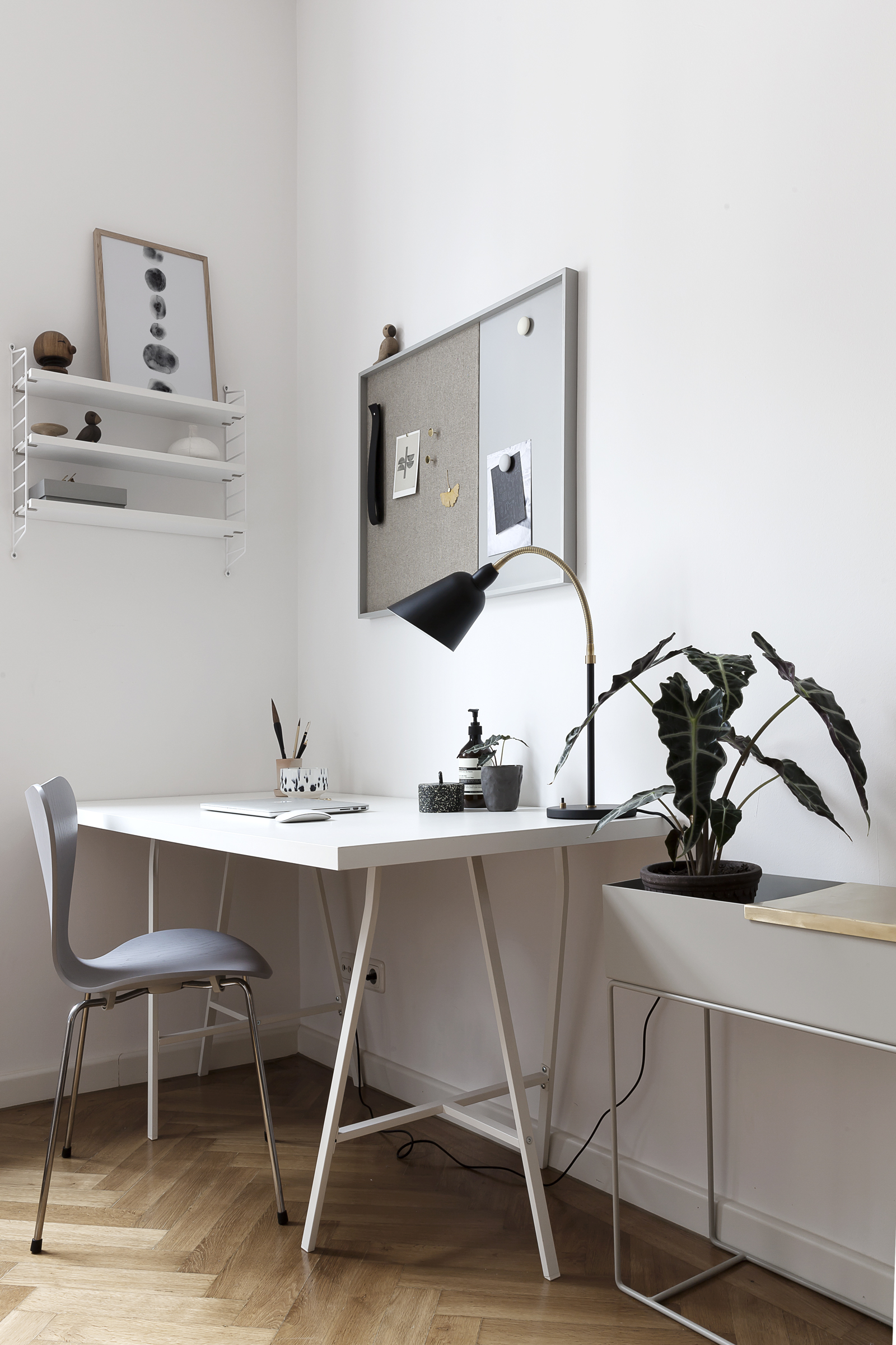 My Office Currently   Via Coco Lapine Design Blog ...