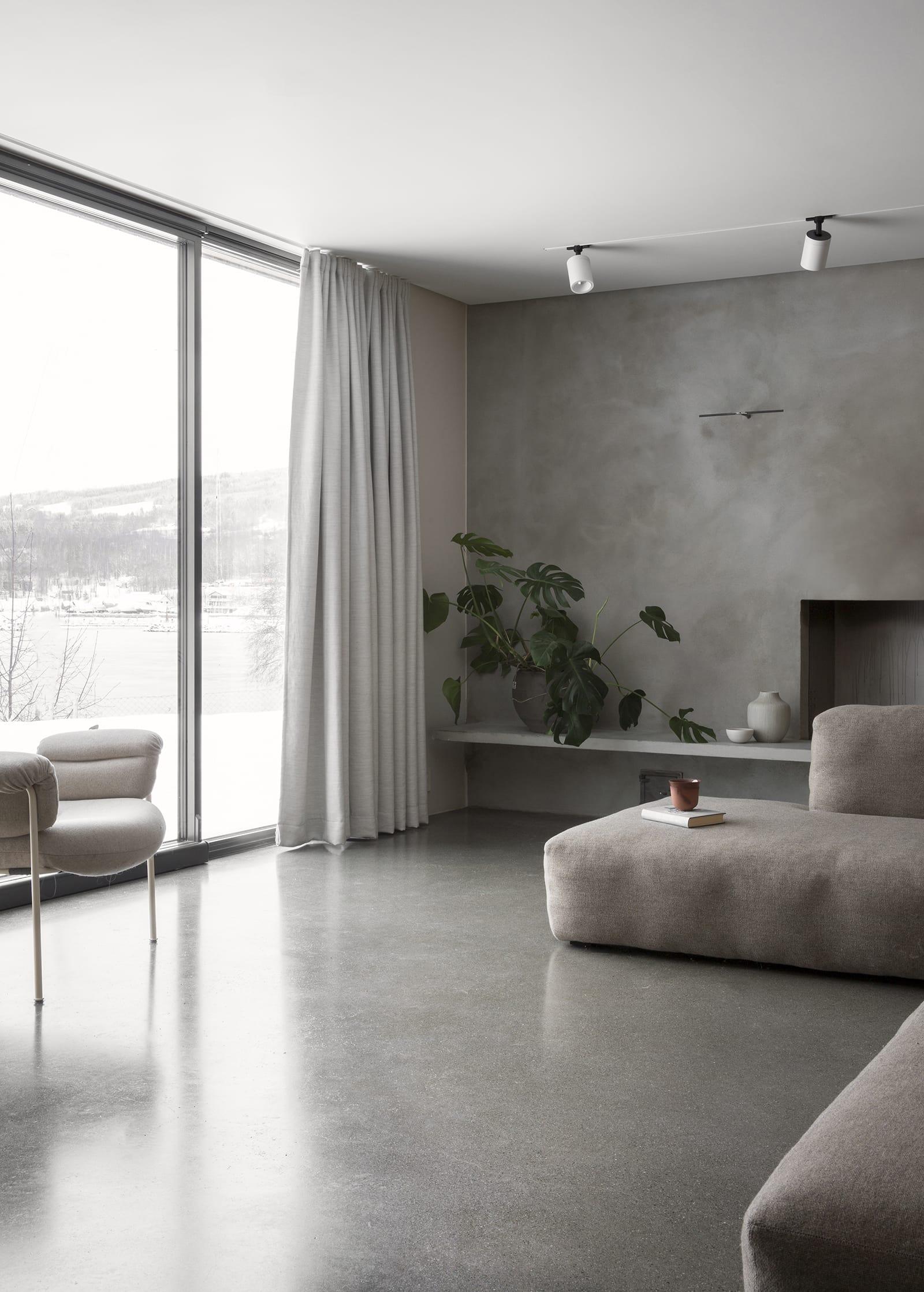 The gj vik house coco lapine designcoco lapine design for Casa minimalista interior