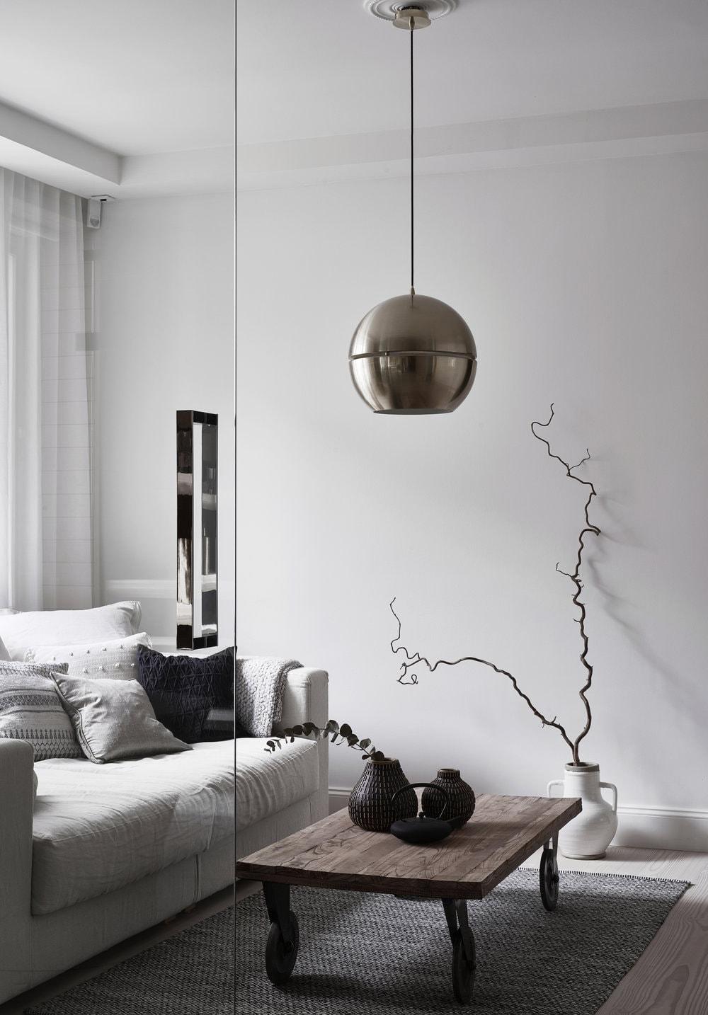 A bright white Finnish Home - COCO LAPINE DESIGNCOCO LAPINE DESIGN