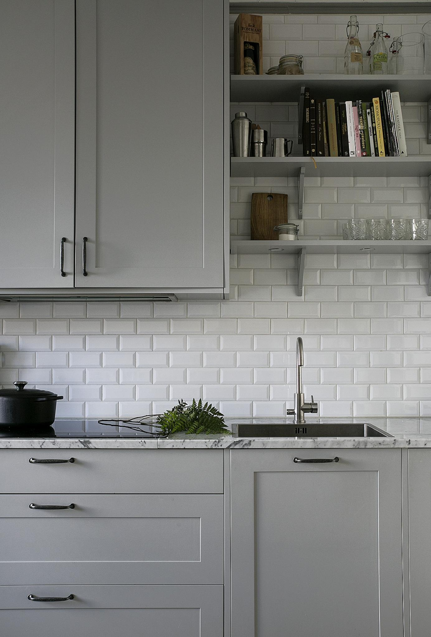 10 inspiring kitchens in grey via coco lapine design blog - Inspiring Kitchen