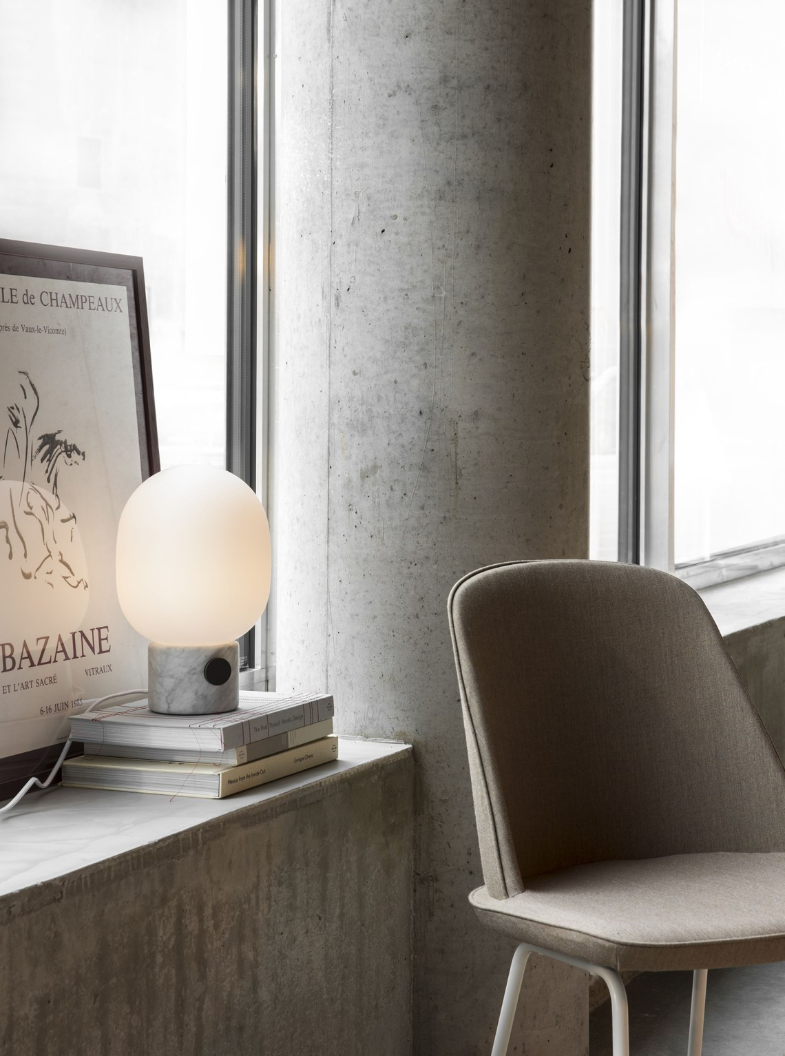 Menu JWDA Table lamp - via Coco Lapine Design blog