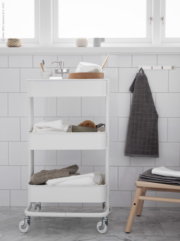 Natural bathroom look - COCO LAPINE DESIGNCOCO LAPINE DESIGN