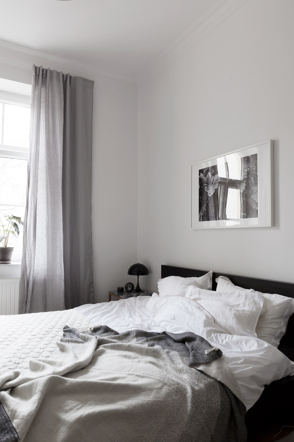 Bedroom view - via Coco Lapine Design blog