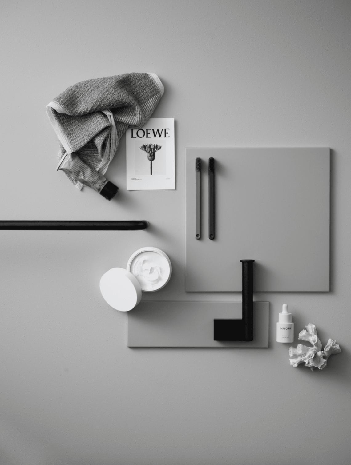 Lagom Bathroom - via Coco Lapine Design blog