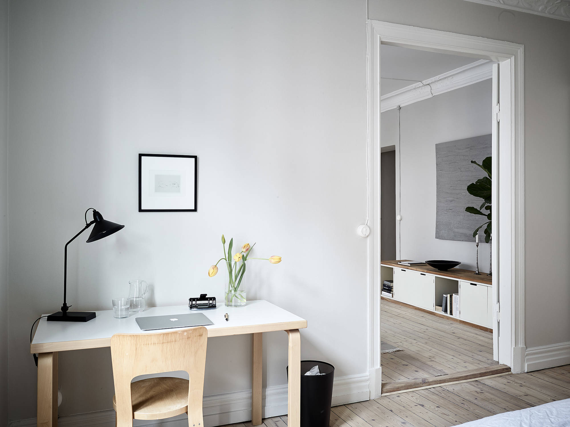 ... A Cozy Home With Greige Walls   Via Coco Lapine Design Blog ...