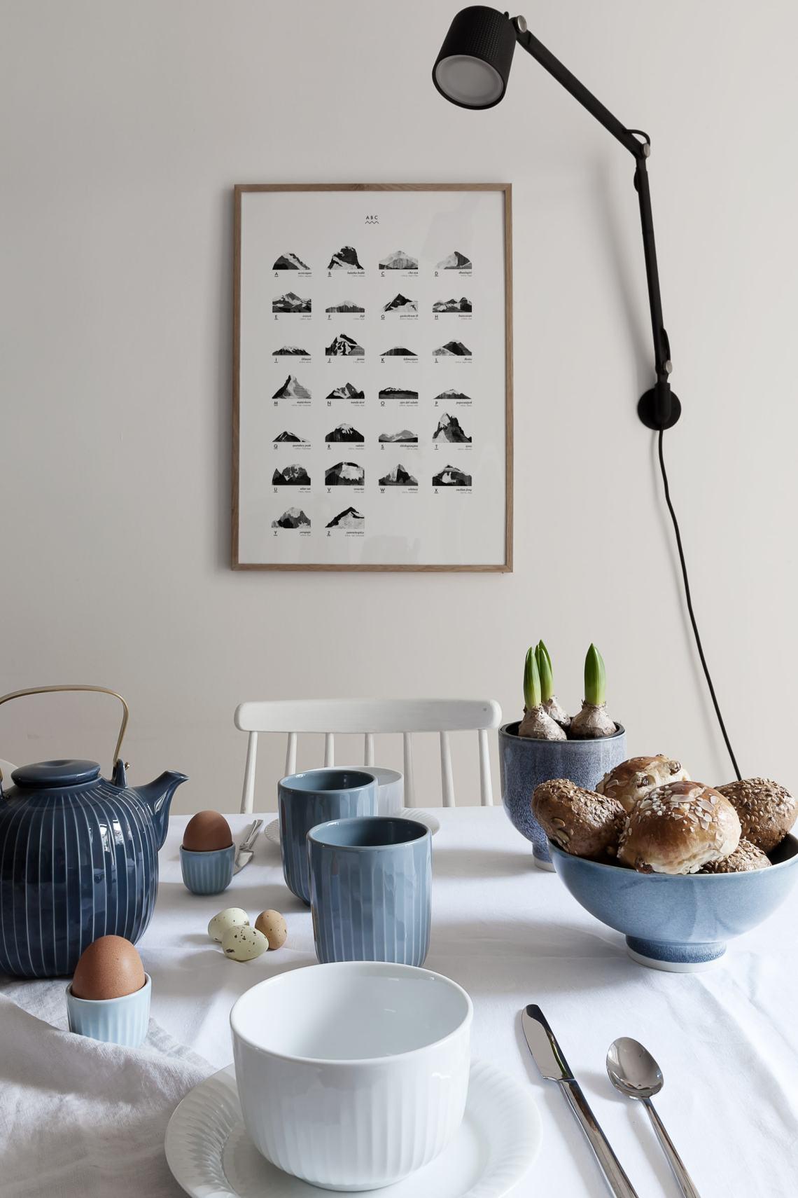 Sunday brunch - via Coco Lapine Design blog