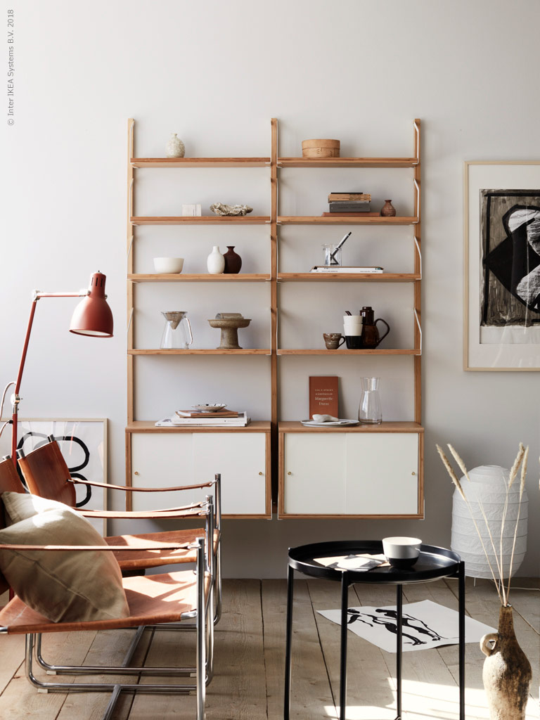 A Mix Of Old And New Ikea Pieces Coco Lapine Designcoco