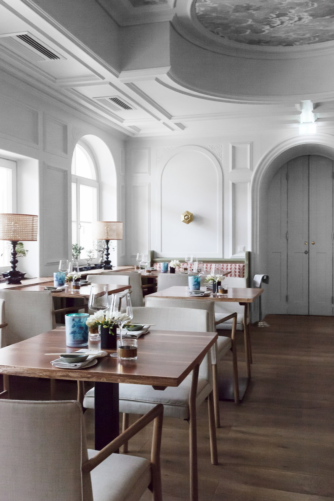 A relaxing weekend at Bachmair Weissach - via Coco Lapine Design blog