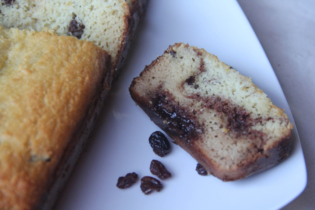 Cinnamon Raisin Bread by Coconut Contentment, Paleo, Nut-Free