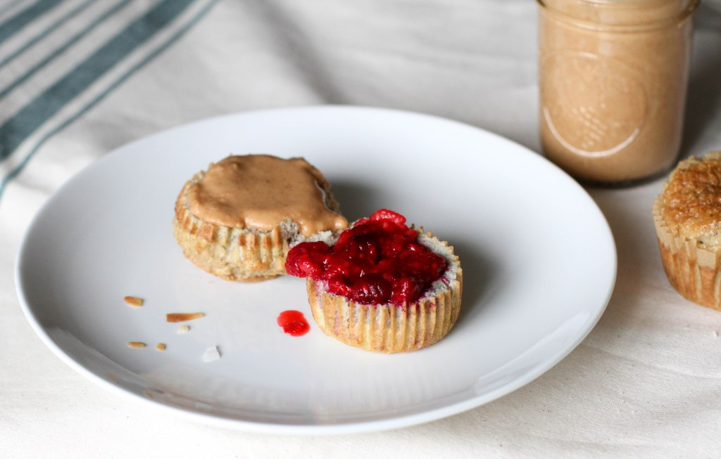 Nut-free PB&J (Paleo) - Quick and easy! Perfect for a craving.