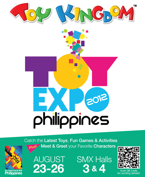 Toy Kingdom Toy Expo Philippines E-poster