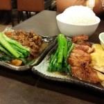 Food at Ngong Ping
