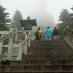 268 Steps to the Top