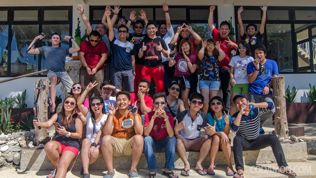 Bolinao Outing 2015