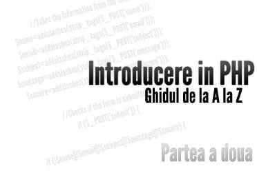 Introducere-in-PHP-partea-a-doua